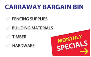 timber sales and specials