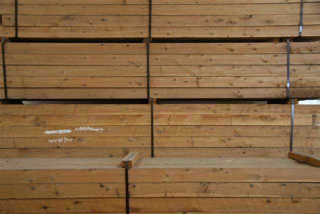 Dressed Cypress Pine - Carraway Timber & Fencing | Melbourne