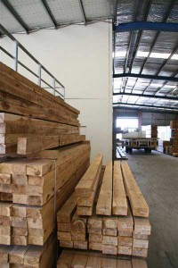 indoor timber